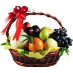 Подарочная корзина с фруктами (набор №2)