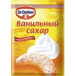 Сахар DR. OETKER ванильный, 8г