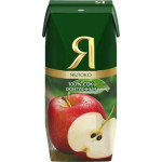 Сок Я яблоко осветленный, 0,2 л