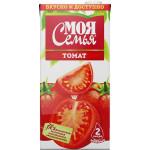 Сок МОЯ СЕМЬЯ томат, 2л