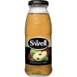 Сок SWELL яблочный 100% осветленный, 0,25 л