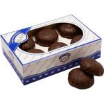 Зефир ПОЛЕТ в темной шоколадной глазури, 500 г