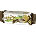 Печенье КОРОВКА топленое молоко с глазурью, 115г