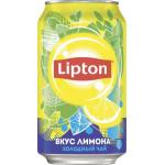 Чай LIPTON холодный, 0,33л