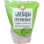 Хлебцы LOPE-LOPE гречневые с отрубями и семенами льна, 60г
