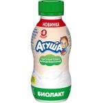 Напиток АГУША Биолакт с 8 месяцев кисломолочный 3,2%, 200г