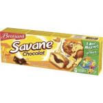 Кекс BROSSARD Savane с шоколадом, 189г