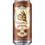 Пиво светлое WOLPERTINGER пшеничное железная банка, 0,5л