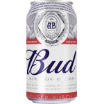 Пиво BUD светлое, 0,75л