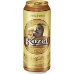 Пиво светлое VELKOPOPOVICKY KOZEL в упаковке, 24х0,5л