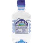 Вода ШИШКИН ЛЕС чистая питьевая, 0,4л