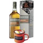 Виски AUCHENTOSHAN American OAK 40% в подарочной упаковке, 0,7л