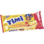 Бисквитное пирожное КОНТИ Тimi с малиной и сливками, 300г