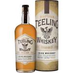 Виски TEELING Irish Whiskey Single Grain в подарочной упаковке, 0,7л