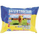 Масло сливочное БЕЛЫЙ МЕДВЕДЬ Волгодонское 82,5% традиционное высший сорт, 180 г
