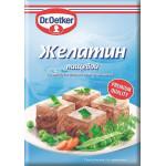 Желатин DR. OETKER пищевой, 30 г