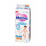 Подгузники MERRIES XL (12-20кг), 44шт