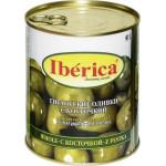 Оливки IBERICA Гигантские с косточкой, 875г