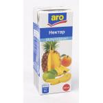 Нектар ARO Мультифрукт в упаковке, 6х0,2л