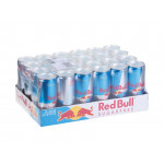 Энергетический напиток RED BULL без сахара, 0,25 л