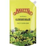 Майонез МАХЕЕВЪ Оливковый 50,5%, 770г