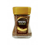 Кофе растворимый NESCAFE Gold, 47,5г