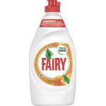 Средство для мытья посуды FAIRY Апельсин и лимонник, 450мл