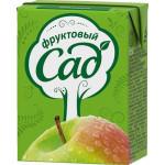 Нектар ФРУКТОВЫЙ САД яблоко, 0,2 л
