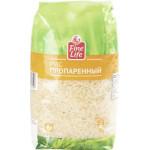 Рис пропаренный FINE LIFE, 900г