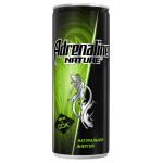 Энергетический напиток ADRENALINE RUSH Nature, 0,25 л