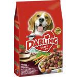 Корм для собак DARLING мясо/овощи, 10кг