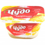 Десерт творожный ЧУДО ананас 4,2%, 100г