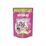 Корм для котят WHISKAS рагу с ягненком , 85 г