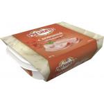 Сыр плавленый PRESIDENT с ветчиной, 200г