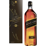 Виски JOHNNIE WALKER Black Label, 1л