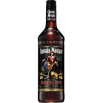 Ром CAPTAIN MORGAN Black ямайский, 0,7л