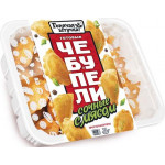 Чебупели ГОРЯЧАЯ ШТУЧКА Сочные со Свининой и Говядиной, 300г