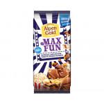 Мармелад ALPEN GOLD Max Fun со вкусом колы поп корн взрывная карамель, 160г