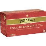 Чай черный TWININGS Lady grey, 25х2г