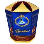 Конфеты ВДОХНОВЕНИЕ шоколадные с миндалем, 150г
