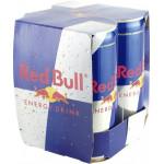 Энергетический напиток RED BULL в упаковке, 24х0,25л
