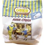 Мини-сушки СЕМЕЙКА ОЗБИ с солью, 150г