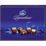 Конфеты шоколадные ВДОХНОВЕНИЕ Трюфельный крем, 170г