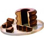 Кекс KUCHENMEISTER Баумкухен в шоколаде, 300г