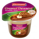 Пудинг творожный GRAND DESSERT Double Nut, 200г