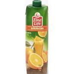 Сок FINE LIFE Апельсин, 1л