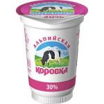 Сметанный продукт АЛЬПИЙСКАЯ КОРОВКА 30%, 400г