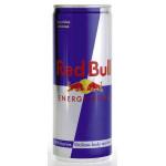 Энергетический напиток RED BULL, 0,25л