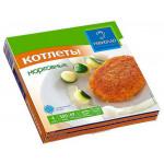 Котлеты овощные РАВИОЛЛО морковные, 300г