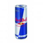 Энергетический напиток RED BULL железная банка в упаковке, 2х0,25л